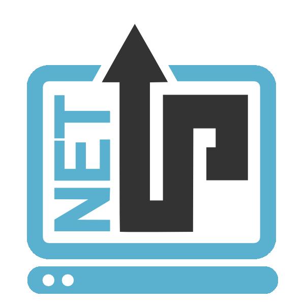 Logo NetUp.cz